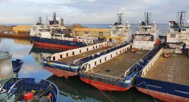 ship delivery towage and voyage management