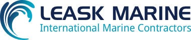 leask marine logo