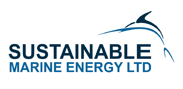 sustainable marine energy ltd logo