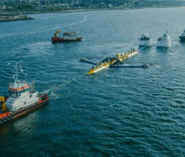 World's most powerful tidal turbine makes its way to Orkney!