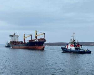 ship survey in singapore